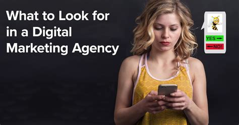 what to look for in a digital marketing agency bizzyweb