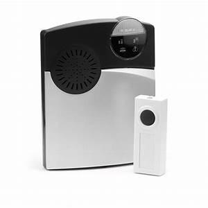 Wireless Doorbell System - Echochime300