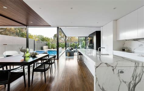 curva house  lsa architects interior design