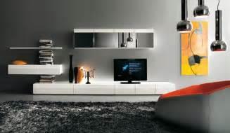 wohnzimmer ideen bilder modern tv wall units