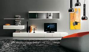 Modern tv wall units for Modern tv wall design