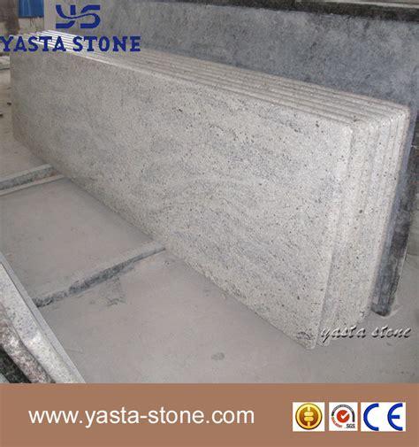 prefab kashmir white kitchen granite countertops with