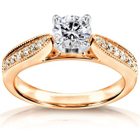 solitaire engagement ring engagement rings engagement rings kmart