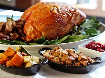 best restaurants open for thanksgiving dinner 2016 in los angeles cbs los angeles