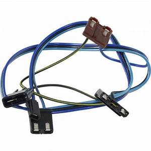 Chevelle Windshield Wiper Motor Wiring Harness  2