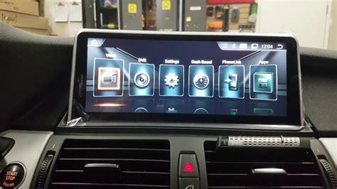 android screen navigation  backup camera bmw