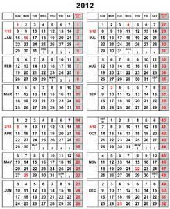 Julian Date Calendar 2013 Printable