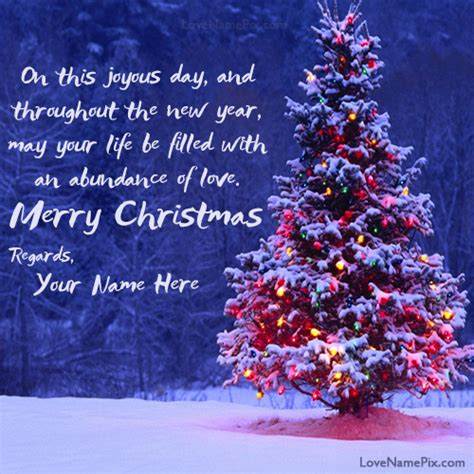 write any name beautiful merry christmas wishes quotes image and made some ones or your