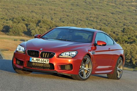 2012 Bmw M6 Coupe And Convertible Mega Gallery