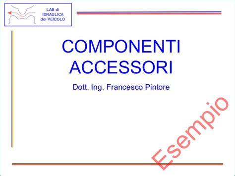 oleodinamica dispense executive master oleodinamica dispense modulo 1 prof