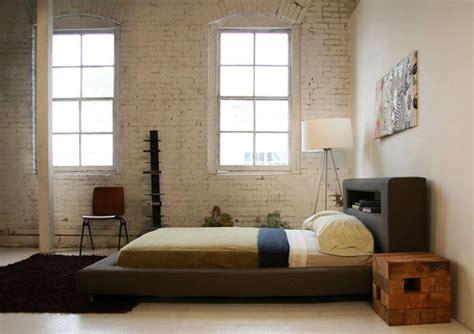 Minimalist Platform Bed