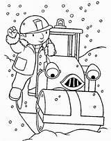 Builder Bob Coloring Stavitel Construction Sheets Printable Bouwer Theme Colouring Omalovánky Birthday Cartoon Vytisknutí Vytisknuti Borek Bořek Clipart Under Printables sketch template