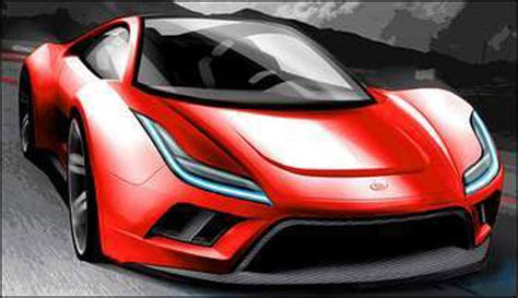 Saleen Launches 'sms Limited' Supercar Brand