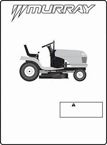Murray Lawn Mower 96017000600 User Guide