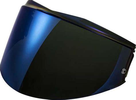 ls visier iridium blau fuer ff  valiant cs bikewear