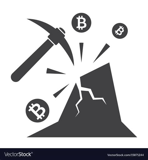 Download 49,138 bitcoin icon stock illustrations, vectors & clipart for free or amazingly low rates! Bitcoin mining icon Royalty Free Vector Image - VectorStock