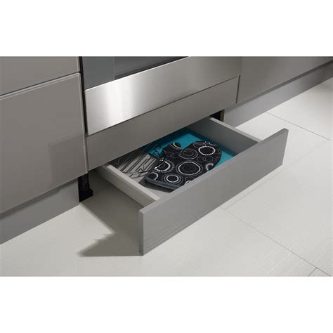 tiroir sous meuble cuisine tiroir sous four pour meuble l 60 cm delinia leroy merlin