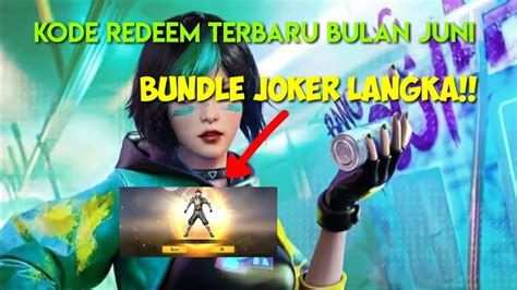 If that is the case with you then rather than changing your name entirely, it is a good idea to change the font of your free fire name. Kode Redeem Free Fire Bundle Joker Langka Terbaru - Garena ...