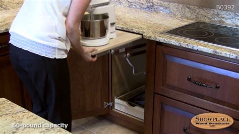 mixer lift showplace kitchen convenience accessories