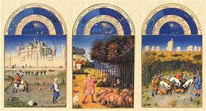 Created, In, 1412, By, The, Three, Limbourg, Brothers, For, The, Duc
