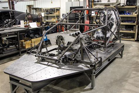 Mcamis Race Cars' Brian Hard Pro Nitrous Build
