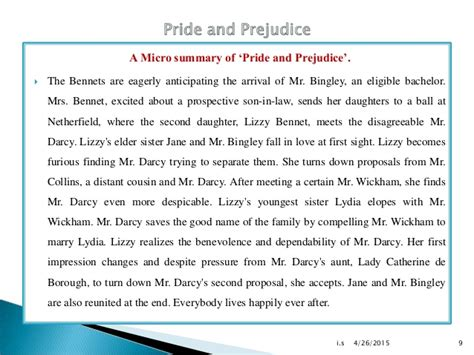 28 book report on pride and prejudice it is a