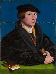 Hans Holbein Portraits