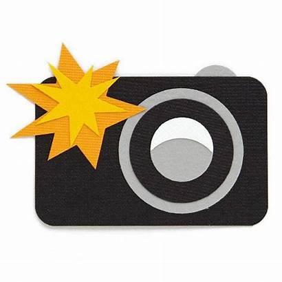 Snapshot Clipart Take Camera Strap Flash Snapshots
