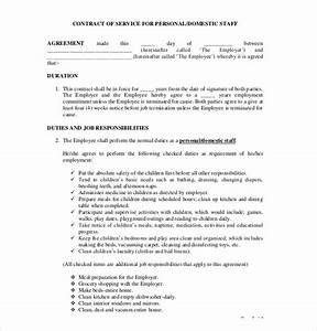 contract agreement templates emsecinfo With responsibility contract template