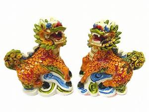 Feng Shui Chi : two separate chi lin statues as feng shui cures ~ Bigdaddyawards.com Haus und Dekorationen