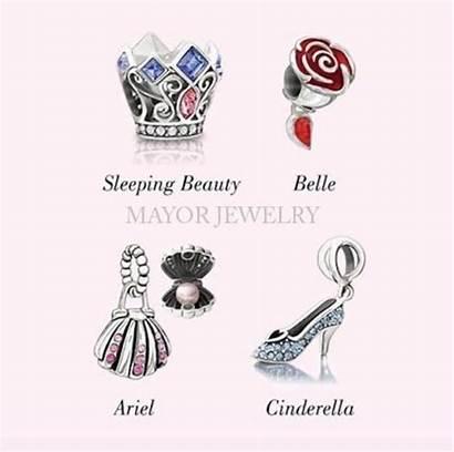Pandora Disney Charms Charm Bracelet Beads Jewelry