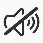 Sound Volume Audio Icon Mute Icons Cart