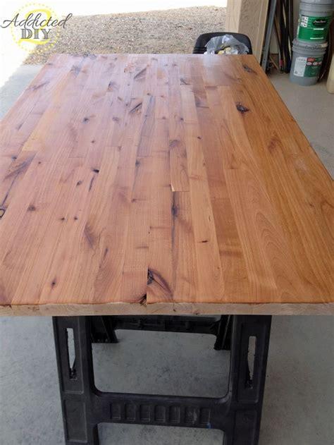 Build A Butcher Block Kitchen Island Woodworking