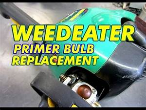Weedeater   Weed Wacker Primer Bulb Replacement
