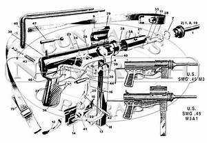 M3 Grease Gun   Accessories