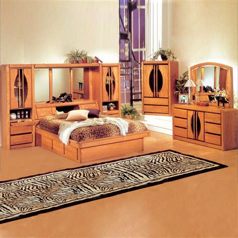 Bedroom Furniture Wall Units by Bedroom Sets