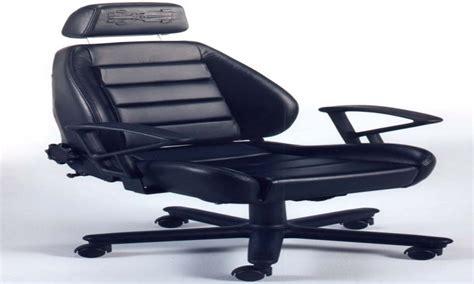 car seat desk chair conversion whitevan
