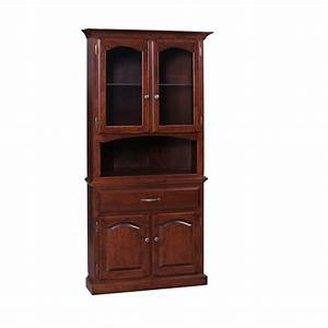 Traditional Corner Cabinet Home Envy Furnishings Solid