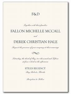 wedding invitations With wedding invitation says formal attire