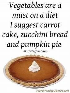Thanksgiving Da... Pie Food Quotes