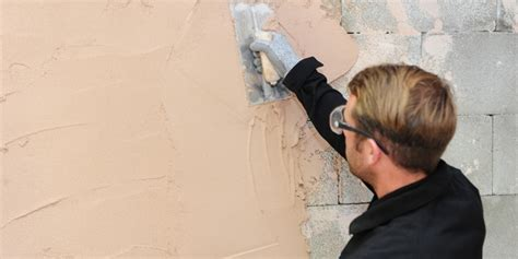 bricks design on wall how to plaster