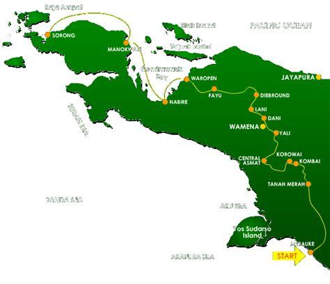 west papua map foto bugil bokep