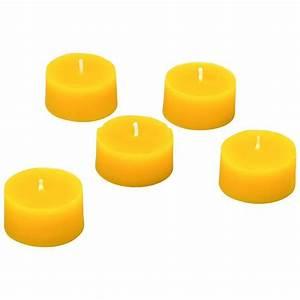 Teelichter Ohne Alu : 50 teelichter bienenwachs 37x17mm imkereibedarf florian ~ A.2002-acura-tl-radio.info Haus und Dekorationen