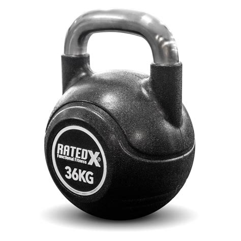 kettlebell pu coated kettlebells 8kg fitness rated