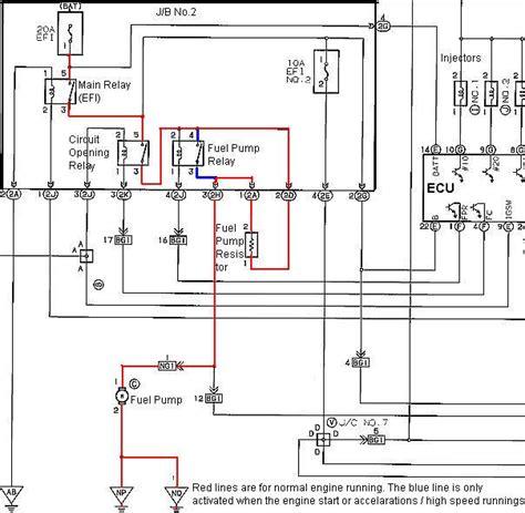 91 Ls400 Wiring Diagram by 90 Ls400 Fuel System Problem Page 2 Clublexus