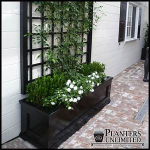 Modern & Traditional Planters - Commercial Composite Planters
