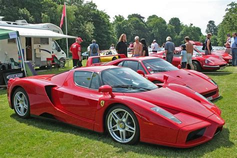From being a college drop out to starting the world's most valuable and successful car brand, this is the story of how enzo ferrari started ferrari without. Ferrari Enzo 2002-2004