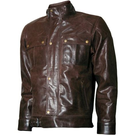 1970u0026#39;s Fashion Men Vintage Leather Jacket | Leather Jacket Master