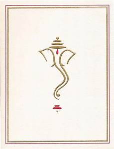 Ganesh symbol for wedding cards gold google search for Wedding cards pictures ganesha