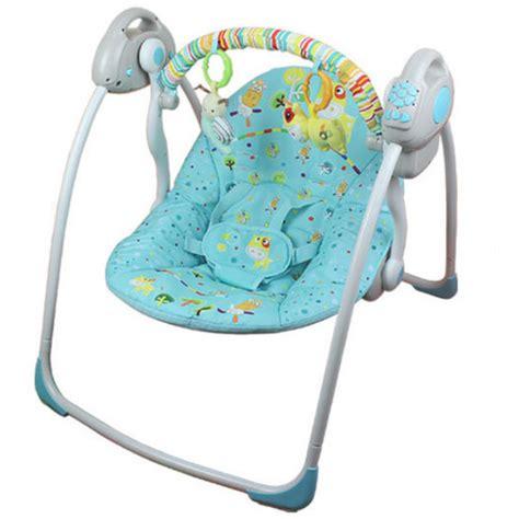 multifunctional electric ba swing chair ba rocking chair